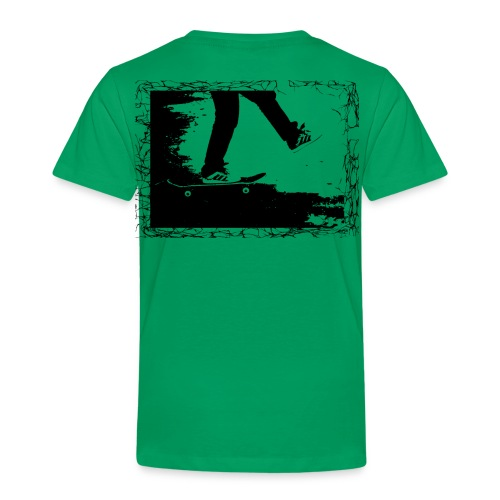 Skateboard - Toddler Premium T-Shirt