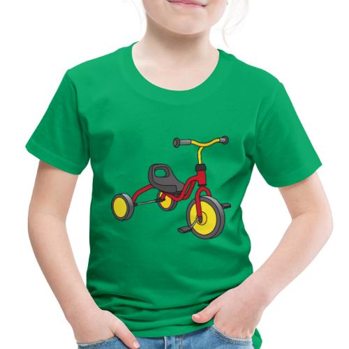 Tricycle for kids - Toddler Premium T-Shirt