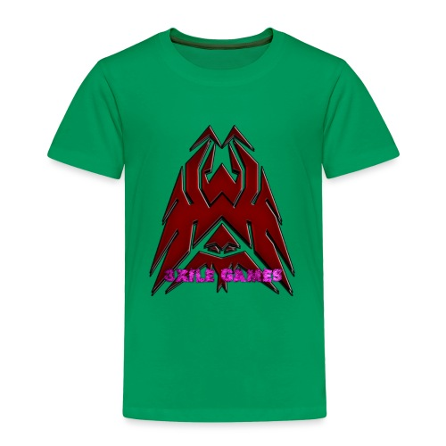 3XILE Games Logo - Toddler Premium T-Shirt