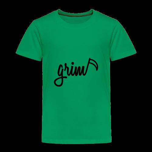 grim - Toddler Premium T-Shirt