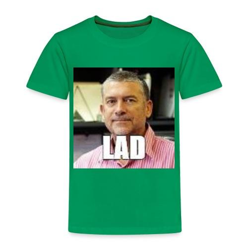 CHCCS meme design 2 - Toddler Premium T-Shirt