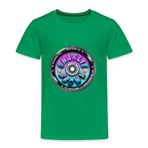 Charlie Brown Logo - Toddler Premium T-Shirt
