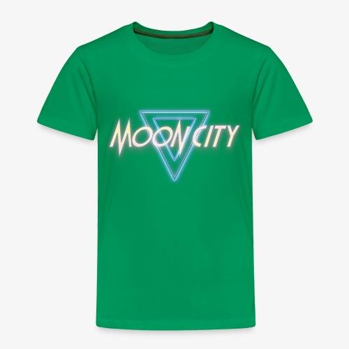 Moon City Logo - Toddler Premium T-Shirt