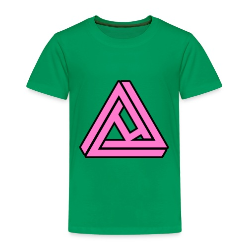 Breast Cancer Awareness Logo - Toddler Premium T-Shirt