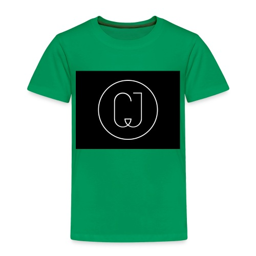 CJ - Toddler Premium T-Shirt