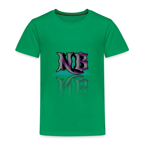 NEWBorn Name tag - Toddler Premium T-Shirt