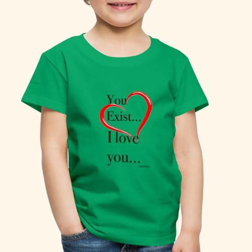 Exist - Toddler Premium T-Shirt