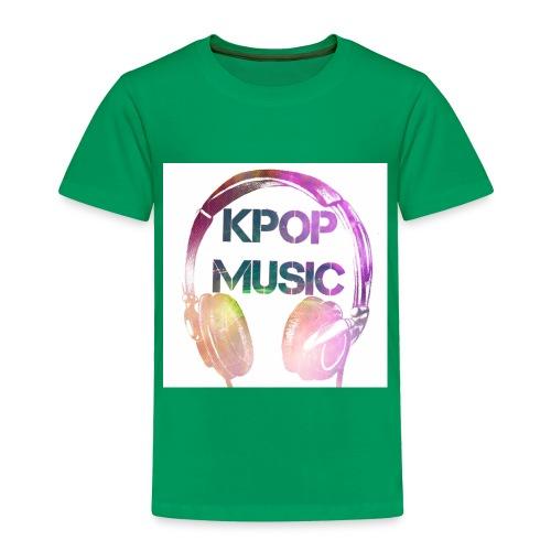 KPOP MUSIC - Toddler Premium T-Shirt