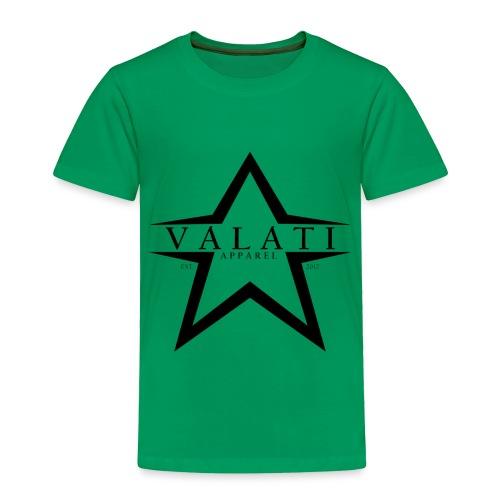 V-STAR Black - Toddler Premium T-Shirt