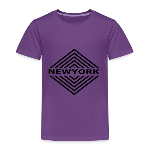 Newyork City by Design - Toddler Premium T-Shirt