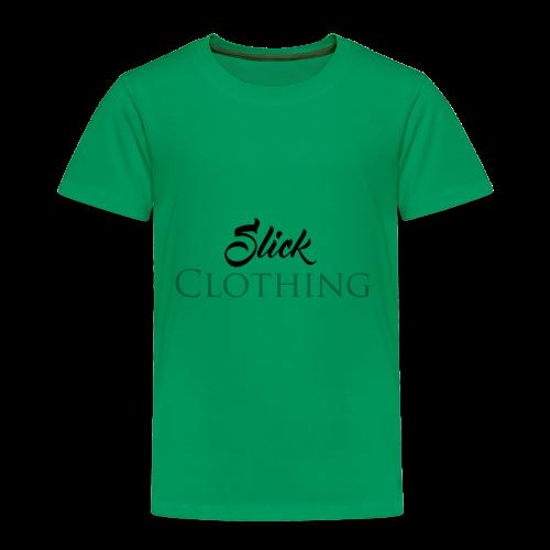 Slick Clothing - Toddler Premium T-Shirt