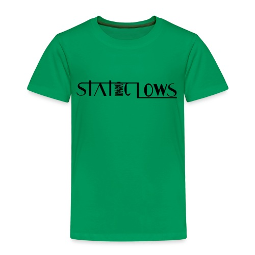 Staticlows - Toddler Premium T-Shirt