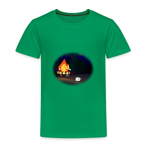 'Round the Campfire - Toddler Premium T-Shirt
