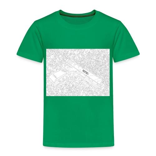 GunLines - Toddler Premium T-Shirt