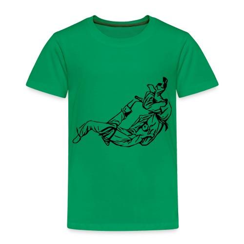Jiu Jitsu / Judo - Toddler Premium T-Shirt