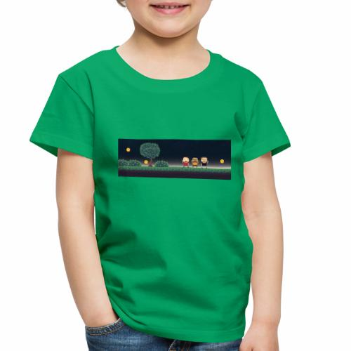 Twitter Header 01 - Toddler Premium T-Shirt