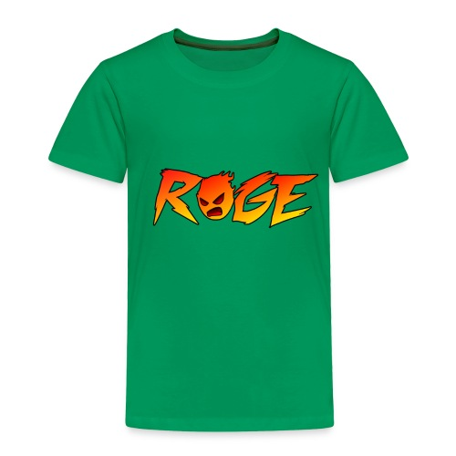 Rage T-shirt - Toddler Premium T-Shirt