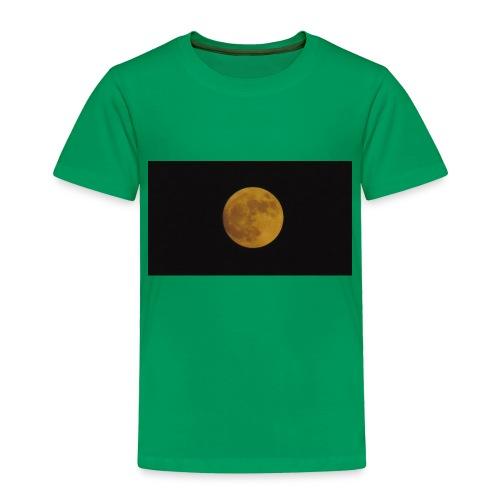 Moon Shining - Toddler Premium T-Shirt