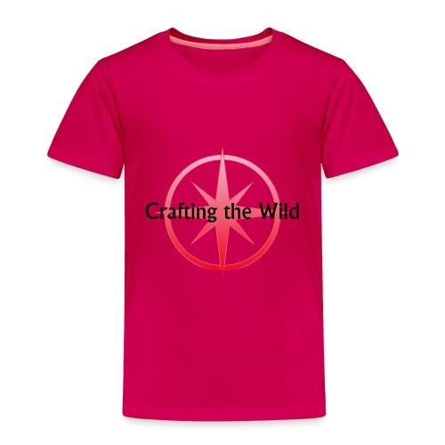 Crafting The Wild - Toddler Premium T-Shirt