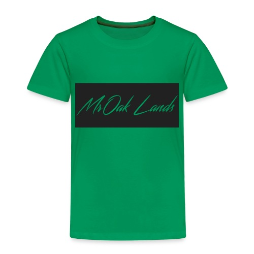 Mr Oak Lands Hoddie - Toddler Premium T-Shirt