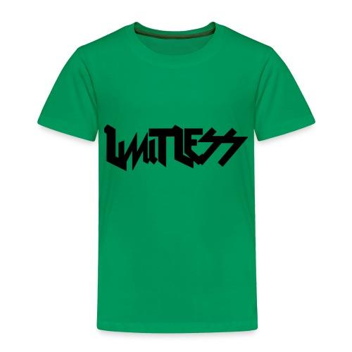 limitlesslogo tour inspired - Toddler Premium T-Shirt