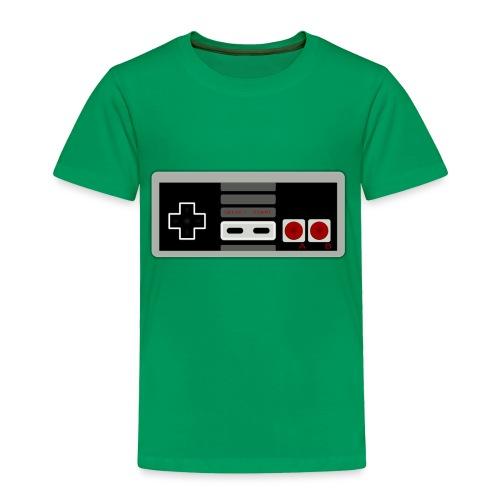 Retro Gaming Controller - Toddler Premium T-Shirt