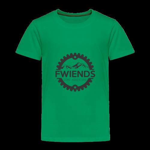 Fwiends Logo - Toddler Premium T-Shirt