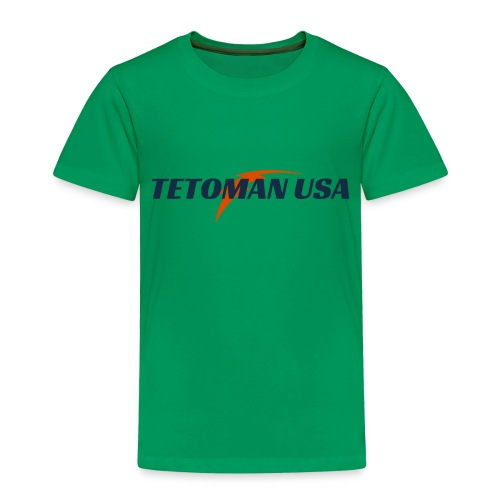 Tetoman USA! No Exceptions!!! - Toddler Premium T-Shirt