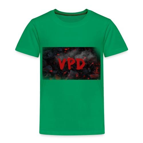 VPD Smoke - Toddler Premium T-Shirt