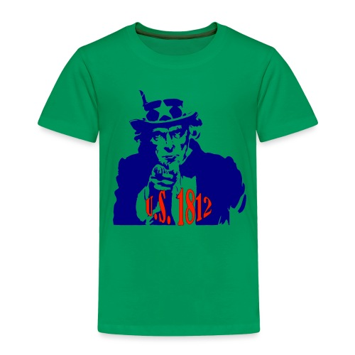 uncle-sam-1812 - Toddler Premium T-Shirt