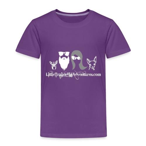 LTBA Head Shots - Toddler Premium T-Shirt