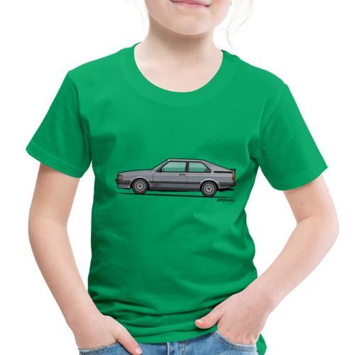 Four Rings Cou B2 GTE Eur - Toddler Premium T-Shirt