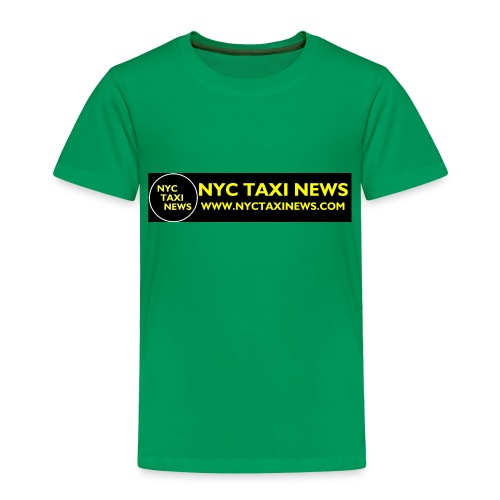 NYC TAXI NEWS - Toddler Premium T-Shirt