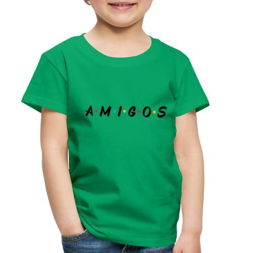 Amigos - Toddler Premium T-Shirt