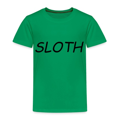 SLOTH XL - Toddler Premium T-Shirt