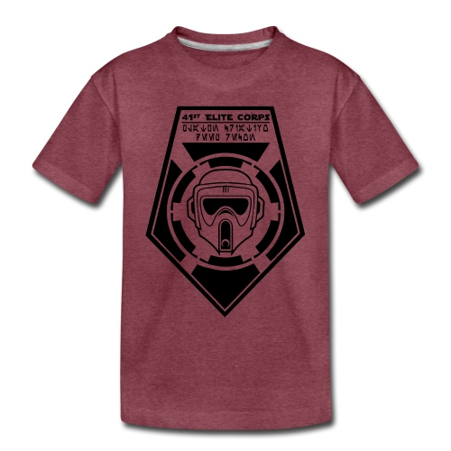 41st Elite Corps - Toddler Premium T-Shirt