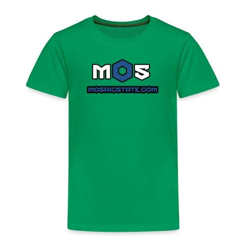 Mosaic State - Toddler Premium T-Shirt