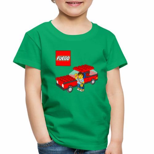 fuego - Toddler Premium T-Shirt