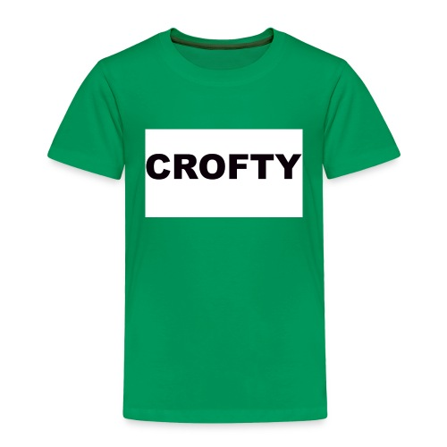 CROFTYS - Toddler Premium T-Shirt