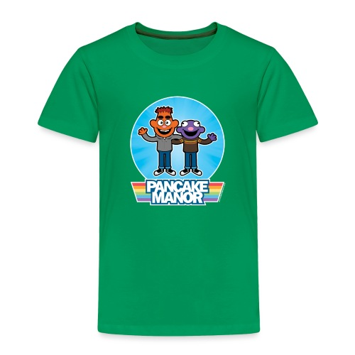 Zach and Reggie Buddies - Toddler Premium T-Shirt