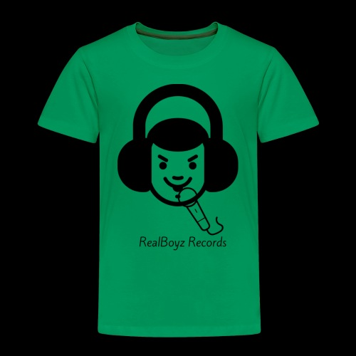 RealBoyz Records - Toddler Premium T-Shirt