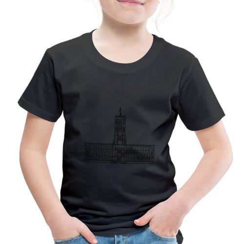Red City Hall Berlin - Toddler Premium T-Shirt