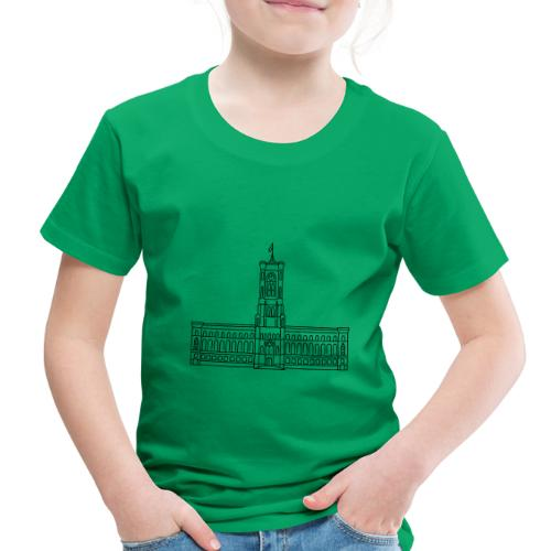 Red City Hall Berlin - Toddler Premium T-Shirt