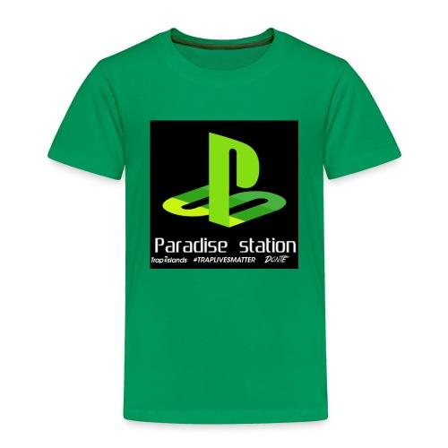 Paradise green - Toddler Premium T-Shirt