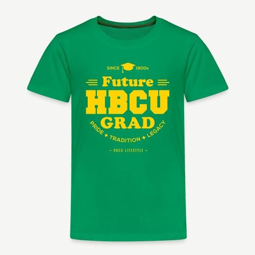 Future HBCU Grad Youth - Toddler Premium T-Shirt