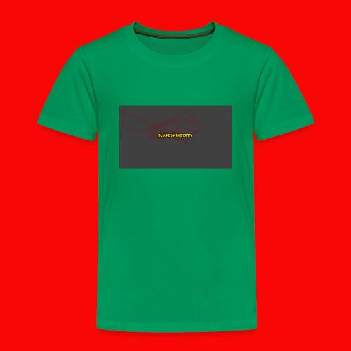 BladeSwinger TV Men - Toddler Premium T-Shirt