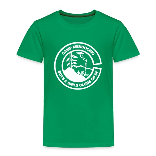 Camp Mendocino - Toddler Premium T-Shirt