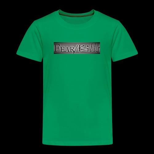 Fear/Kills 2 - Toddler Premium T-Shirt