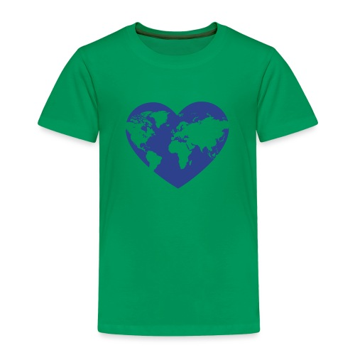 Earth Love - Toddler Premium T-Shirt