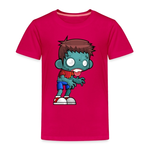 male zombie - Toddler Premium T-Shirt